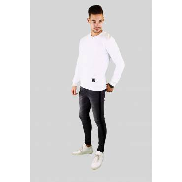 Uniplay - Slim fit soft sweater wit