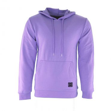 Uniplay - Slim fit soft hooded sweater lila