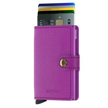 SECRID - Secrid mini wallet leer Rango violet violet ean 8718215286219