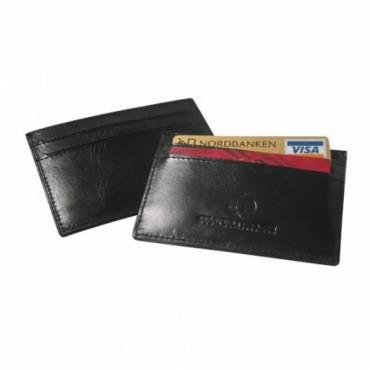 Smartcaze-wallets - Smartcaze leer Truman Red