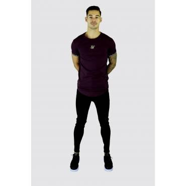 SIKSILK Jeans basic skinny denim wassing zwart