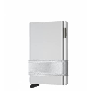 Secrid card slide wit grijs