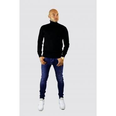 Uniplay coll zwart