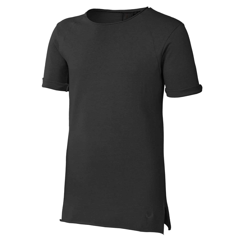 Whish Herenkleding. T shirt Pumareda rond zwart 12 mouw